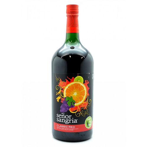 SENOR SANGRIA RED SANGRIA