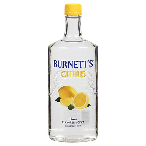 BURNETT'S CITRUS VODKA