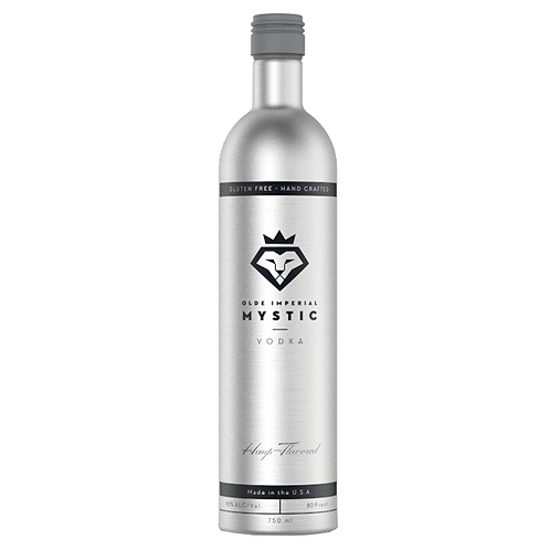 MYSTIC HEMP INFUSED VODKA