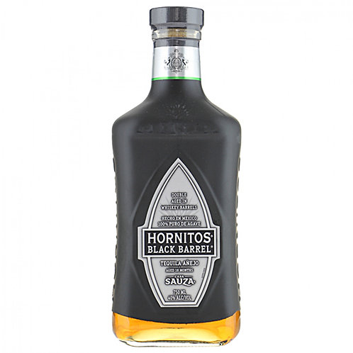 SAUZA HORNITOS BLACK LABEL
