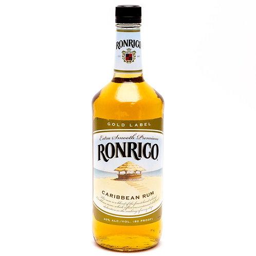 RONRICO GOLD RUM TRAVELER