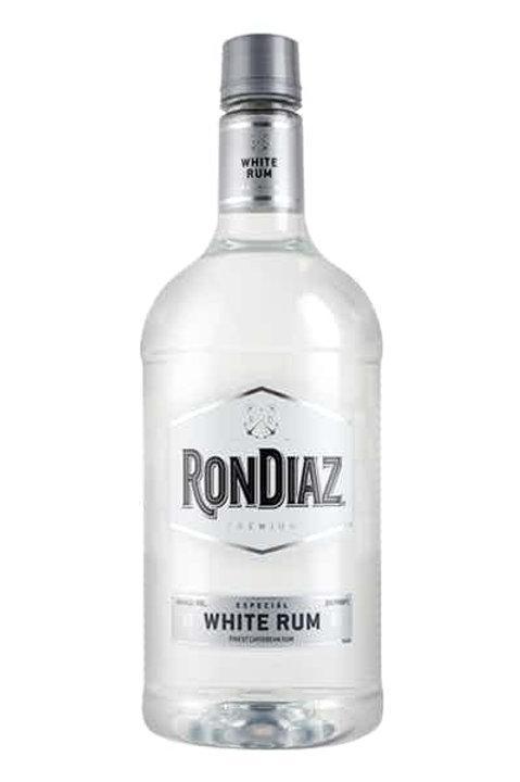 RONDIAZ WHITE RUM TRAVELER