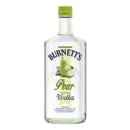 BURNETT'S PEAR VODKA