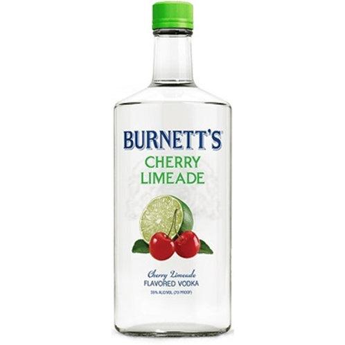 BURNETT'S CHERRY LIMEADE