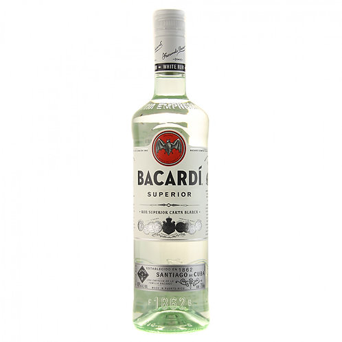 BACARDI LIGHT RUM TRAVELER