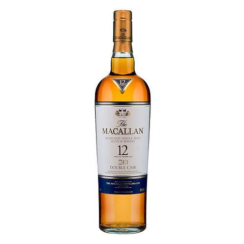 MACALLAN 12 YR DOUBLE CASK