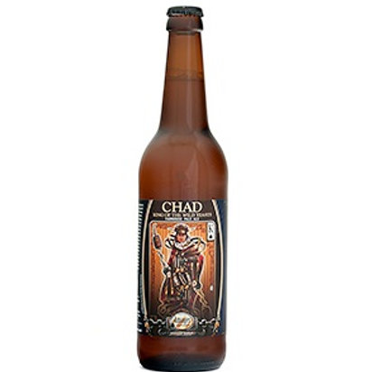 AMAGER CROOKED STAVE CHAD KING OF THE WILD YEASTS FARMHOUSE PALE ALE