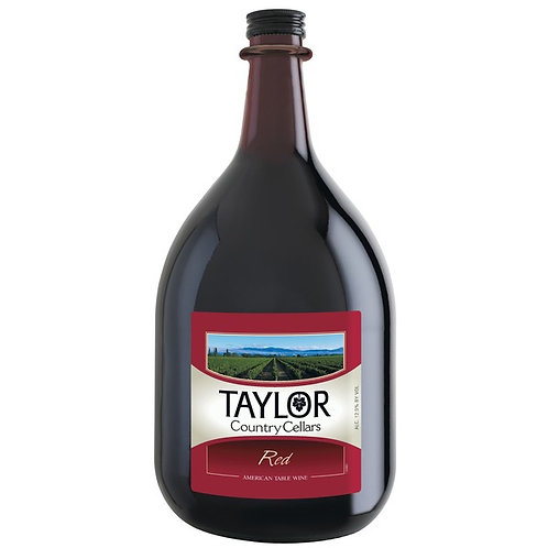 TAYLOR COUNTRY CELLARS RED BLEND