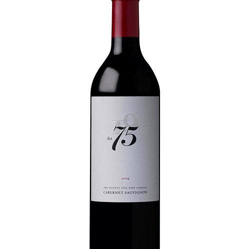 SEVENTY FIVE WINE CO EST 75 CABERNET SAUVIGNON
