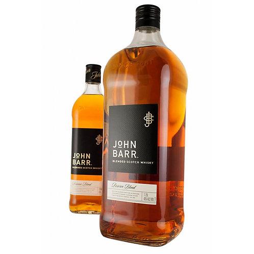 JOHN BARR BLACK SCOTCH