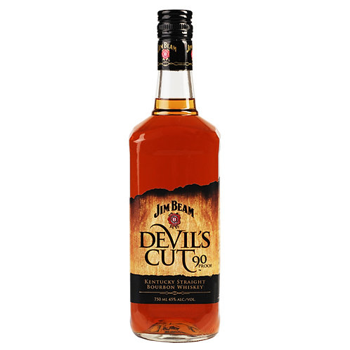 Jim Beam Devils Cut Whiskey