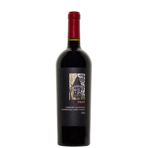 FAUST THE PACT 2015 CABERNET