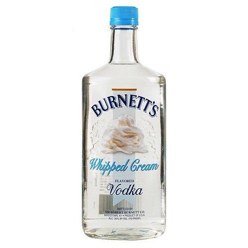 BURNETT'S WHIPPED CREAM VODKA