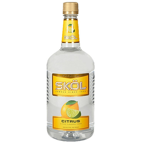 SKOL CITRUS VODKA