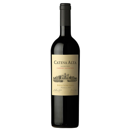 CATENA ALTA HISTORIC ROWS CABERNET
