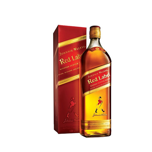 JOHNNIE WALKER RED