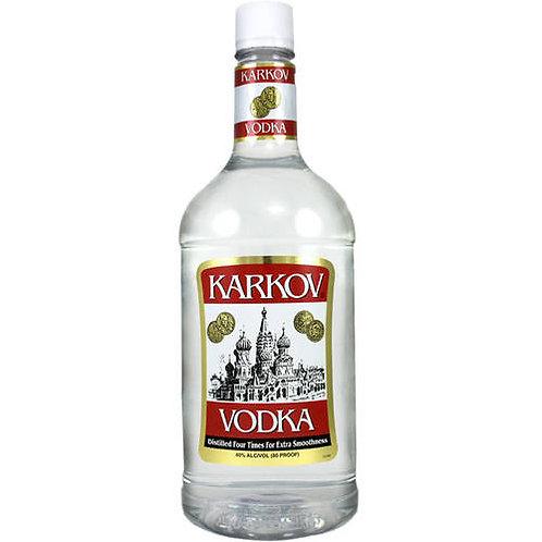 KARKOV VODKA TRAVELER