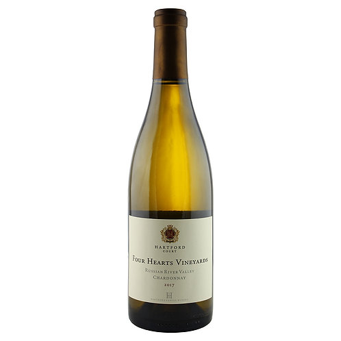 HARTFORD COURT CHARDONNAY FOUR HEARTS