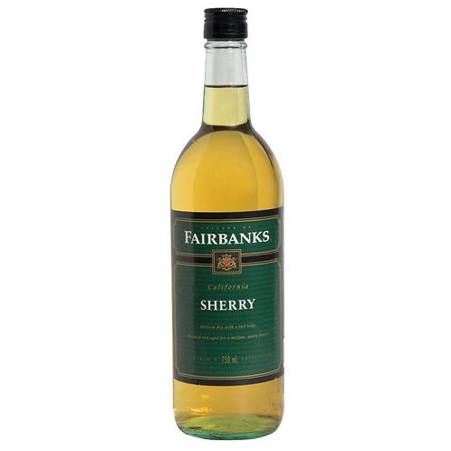 FAIRBANKS SHERRY