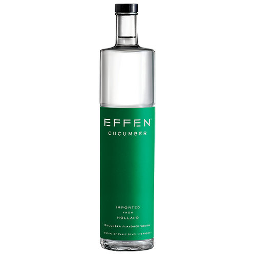 EFFEN CUCUMBER VODKA