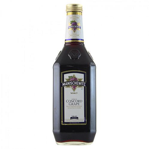 MANISCHEWITZ CONCORD GRAPE KOSHER WINE