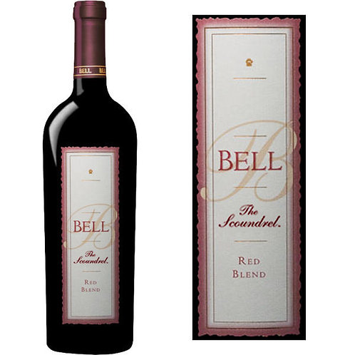 BELL WINE CELLARS THE SCOUNDREL