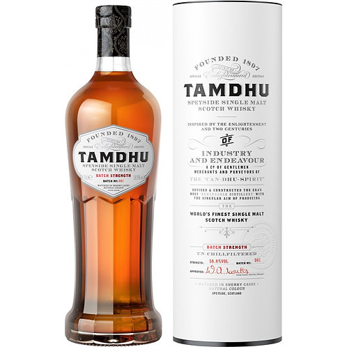 TAMDHU BATCH STRENGTH SCOTCH