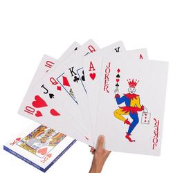 SUPER BIG GIANT JUMBO PLAYING CARDS
