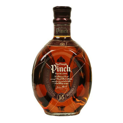 DIMPLE PINCH 15 YR BLENDED SCOTCH