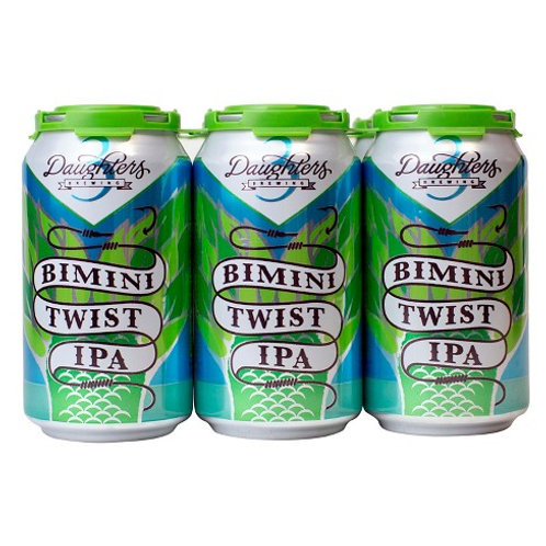 3 DAUGHTERS BREWING BIMINI TWIST IPA