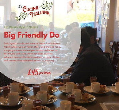 Big Friendly Do Voucher - Per Head