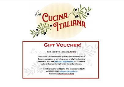 Gift Voucher £45 - £90.00