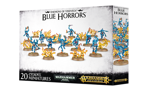 Horrors of Tzeentch Blue