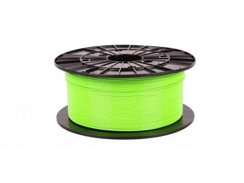 Filament 1,75 PLA - žlutozelená 1 kg
