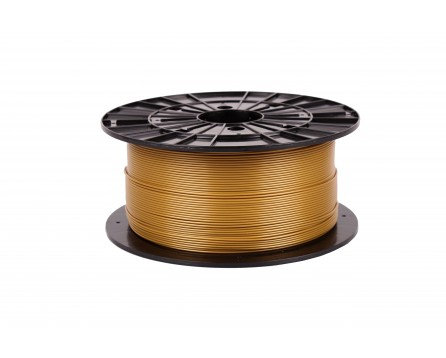Filament 1,75 PLA - zlatá 1 kg
