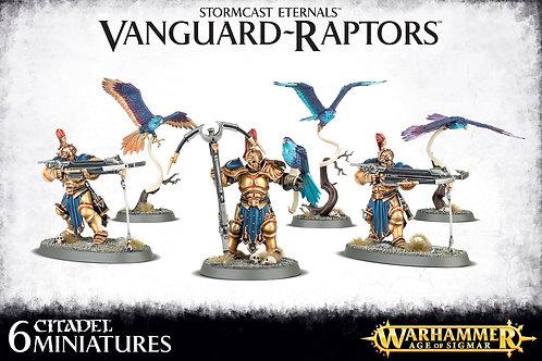 Vanguard-Raptors With Longstrike ( Hurricane ) Crossbows & Aetherwings