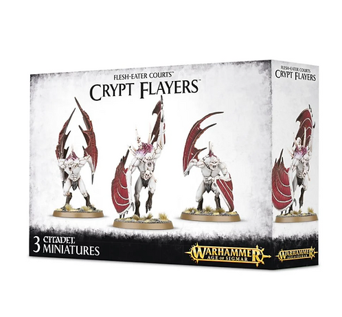 Crypt Infernal Courtier / Flayers / Vargheists