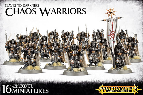 Chaos Warriors Regiment