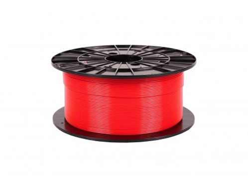 Filament 1,75 PETG - červená 1 kg