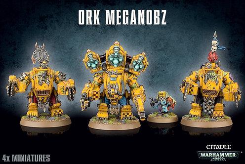 Big Mek in Mega Armour