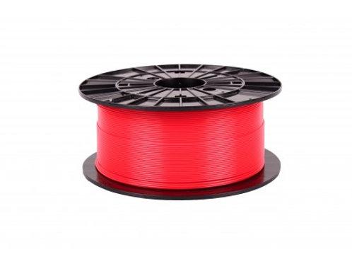 Filament 1,75 PLA - červená 1 kg