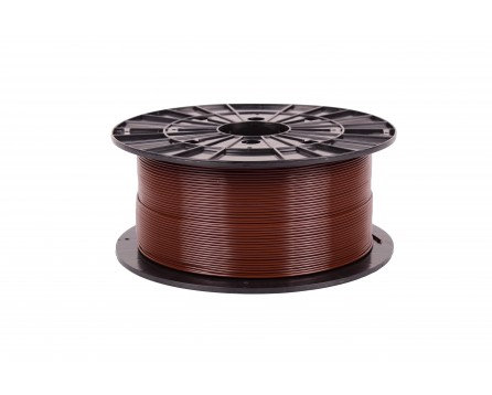 Filament 1,75 PLA - hnědá 1 kg
