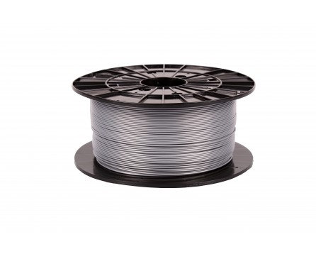 Filament 1,75 ASA stříbrná 0,75 kg