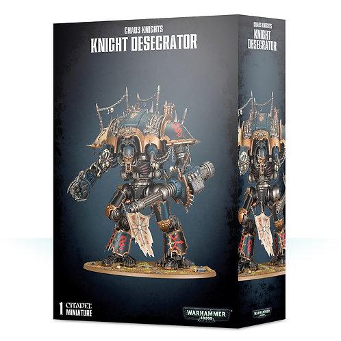 Knight Desecrator / Rampager