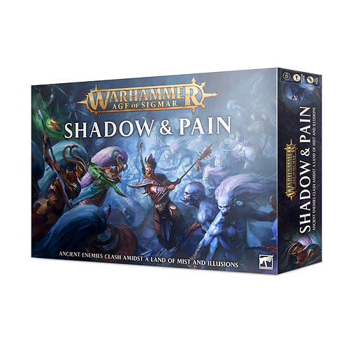 Shadow & Pain