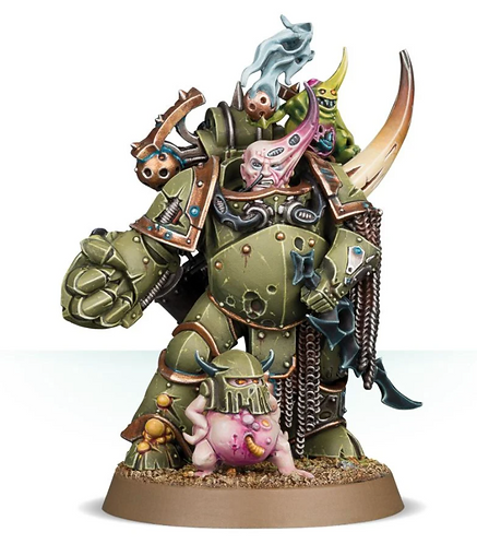 Plague Marine Champion