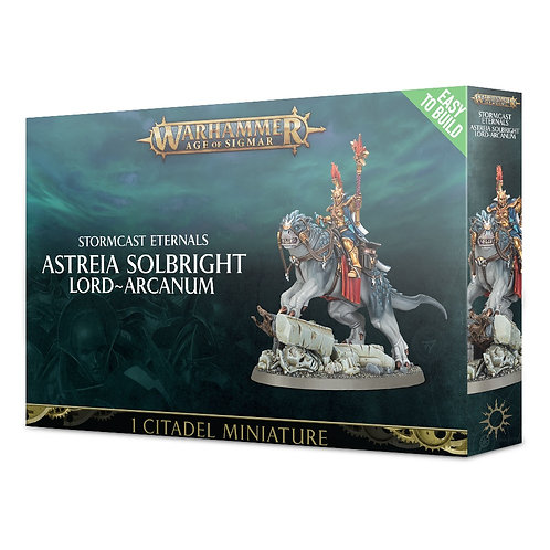 ETB: Astreia Solbright, Lord-Arcanum