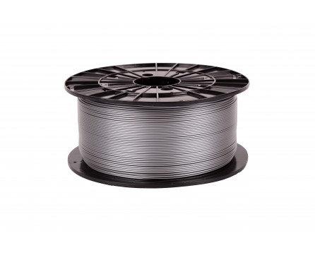 Filament 1,75 ABS-T - stříbrná 1 kg