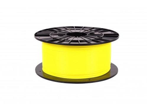 Filament 1,75 PLA - fluorescenční žlutá 1 kg