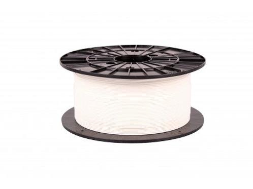 Filament 1,75 PLA - bílá 1 kg